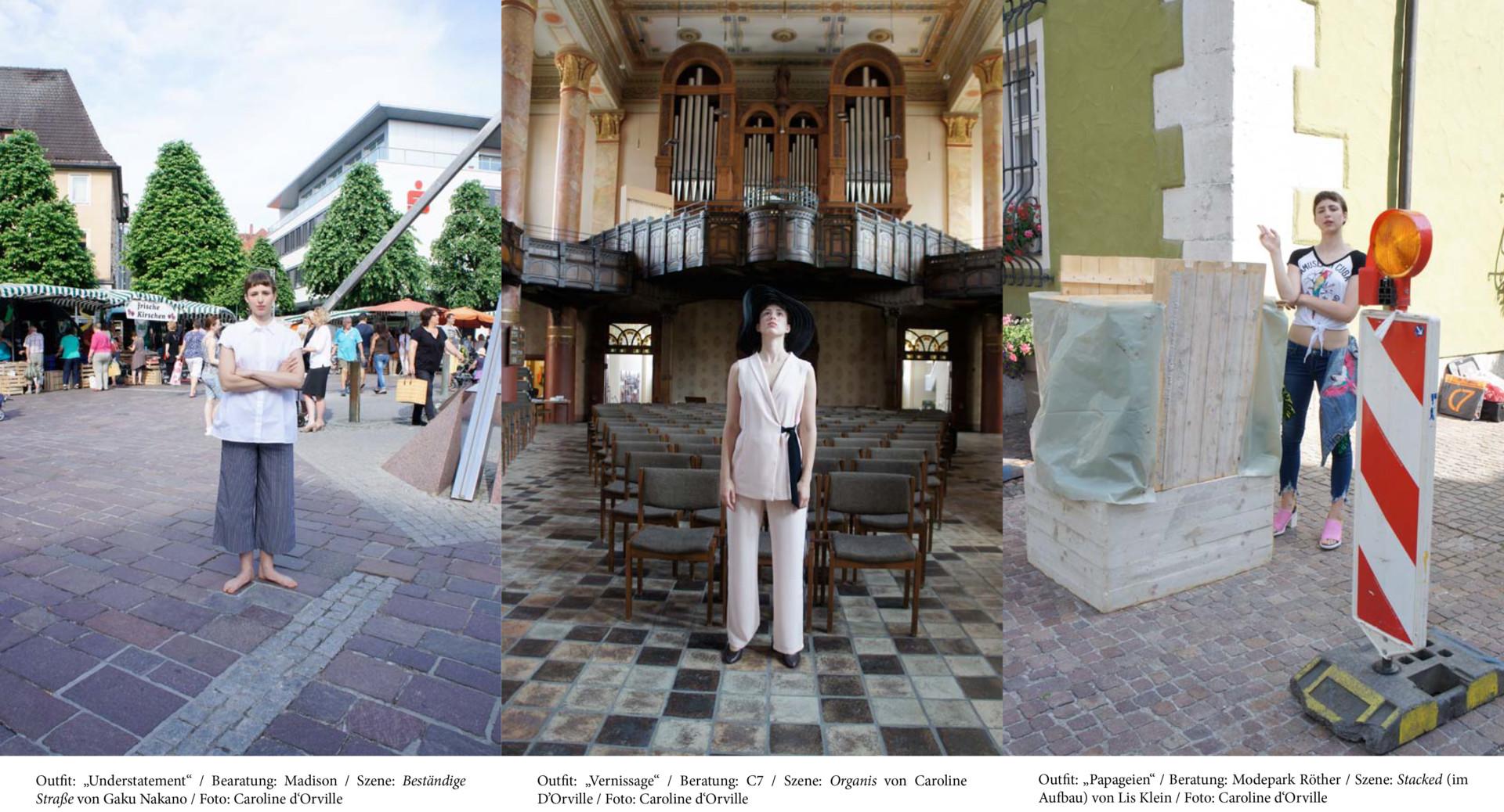 SQUARE DANCE Der Künstler im öffentlichen Raum